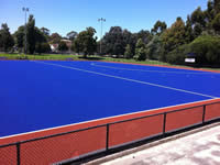 Scotch College multisports and fitness area
