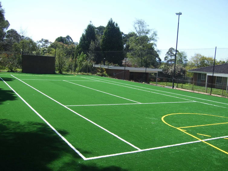 Tennis Court Builders Synthetic Acrylic Tennis Court